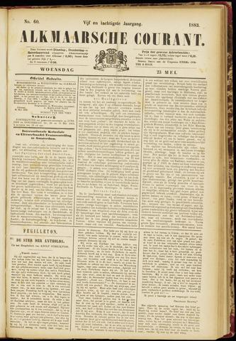 Alkmaarsche Courant 1883-05-23
