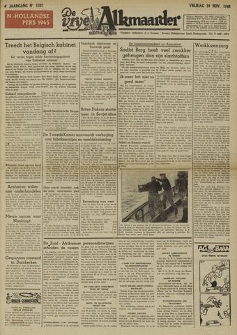 De Vrije Alkmaarder 1948-11-19