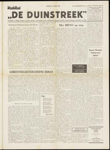 De Duinstreek 1955-05-27
