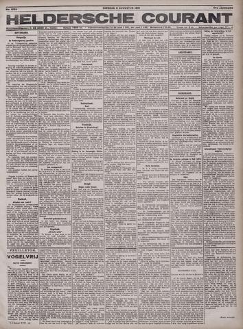 Heldersche Courant 1919-08-05