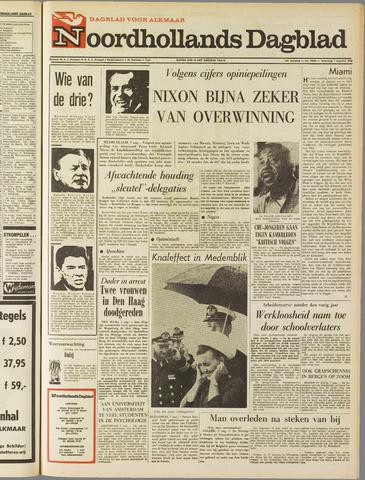 Noordhollands Dagblad : dagblad voor Alkmaar en omgeving 1968-08-07