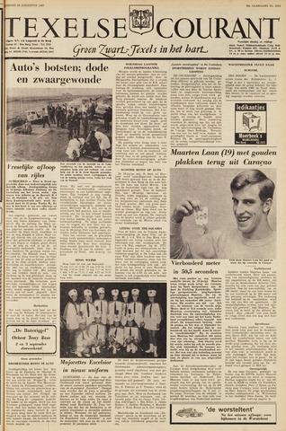 Texelsche Courant 1967-08-29