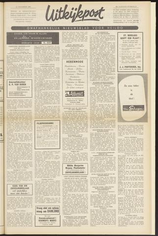 Uitkijkpost : nieuwsblad voor Heiloo e.o. 1963-11-21