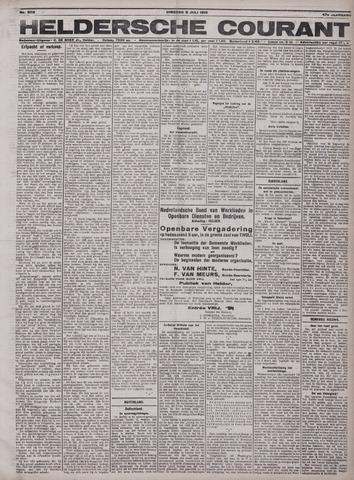 Heldersche Courant 1919-07-08