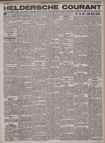 Heldersche Courant 1918-09-19