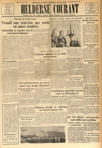 Heldersche Courant 1953-12-01