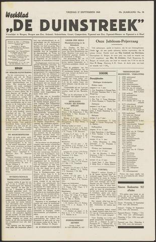 De Duinstreek 1948-09-17