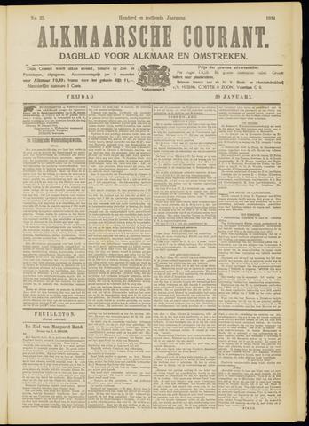Alkmaarsche Courant 1914-01-30