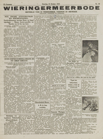 Wieringermeerbode 1943-10-23