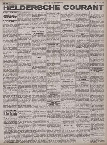 Heldersche Courant 1915-10-28