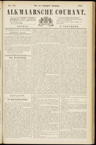 Alkmaarsche Courant 1882-11-12