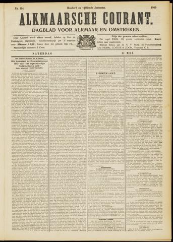 Alkmaarsche Courant 1913-05-31