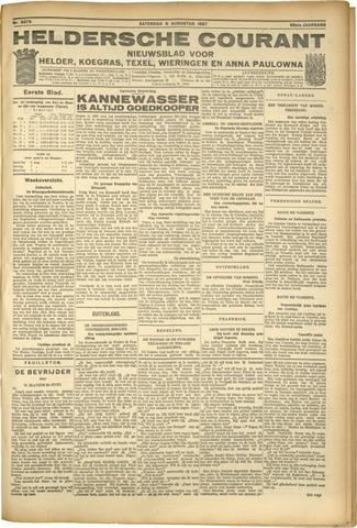 Heldersche Courant 1927-08-06