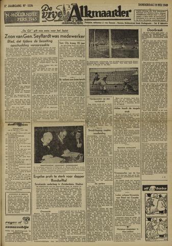 De Vrije Alkmaarder 1949-05-19