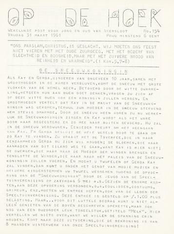 Op De Hoek, weekblad voor Akersloot 1961-03-31