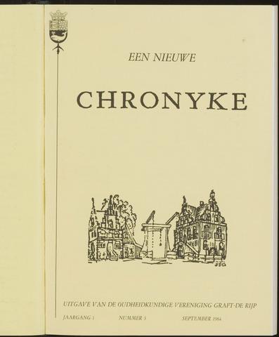 Een Nieuwe Chronyke van het Schermereiland 1984-09-01