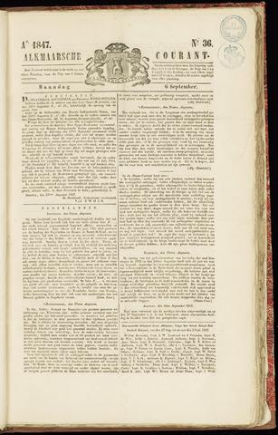Alkmaarsche Courant 1847-09-06