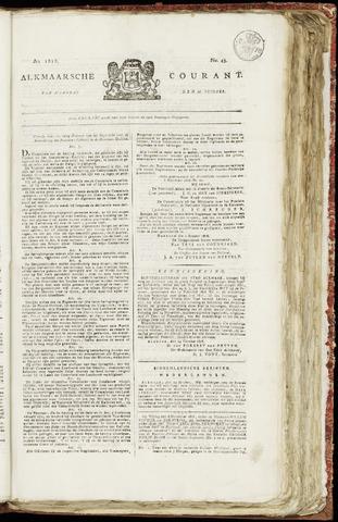 Alkmaarsche Courant 1818-10-26