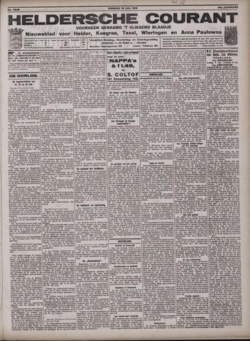 Heldersche Courant 1916-07-18