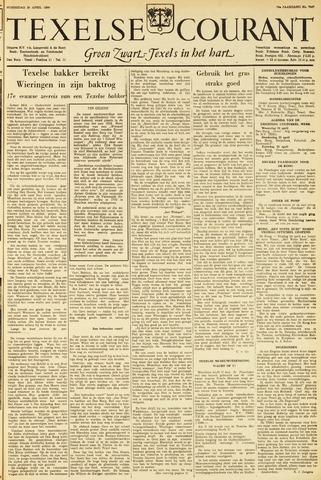 Texelsche Courant 1960-04-20