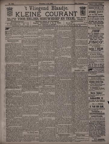 Vliegend blaadje : nieuws- en advertentiebode voor Den Helder 1894-07-04