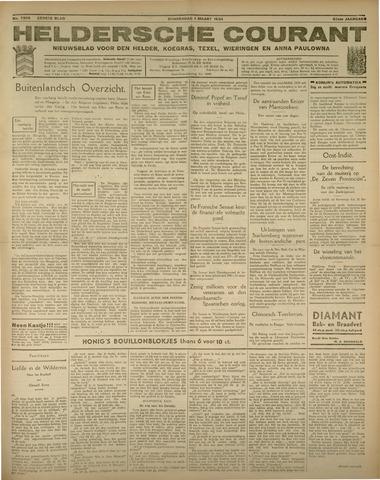 Heldersche Courant 1934-03-01