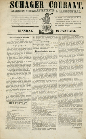 Schager Courant 1883-01-16