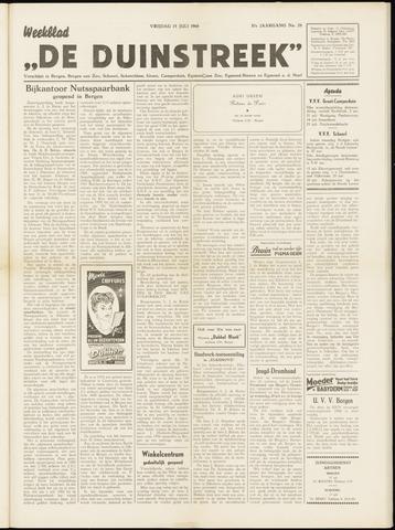 De Duinstreek 1960-07-15