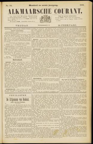 Alkmaarsche Courant 1899-02-24