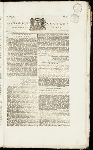Alkmaarsche Courant 1835-05-18