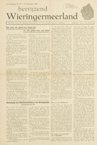 Herrijzend Wieringermeerland 1945-11-17
