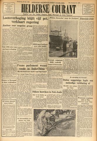 Heldersche Courant 1953-10-29