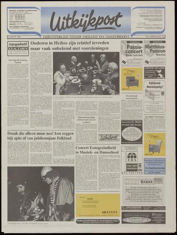 Uitkijkpost : nieuwsblad voor Heiloo e.o. 1999-03-24