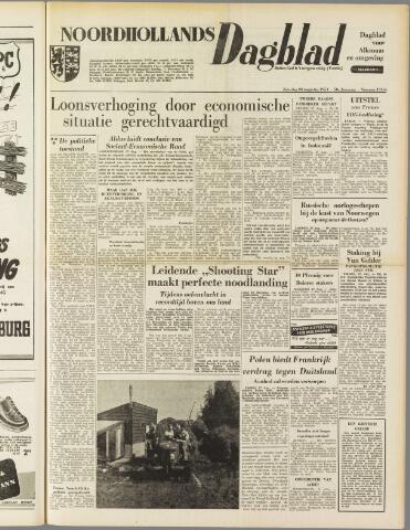 Noordhollands Dagblad : dagblad voor Alkmaar en omgeving 1954-08-28
