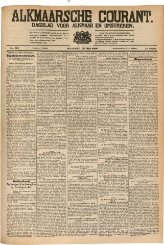 Alkmaarsche Courant 1930-05-26