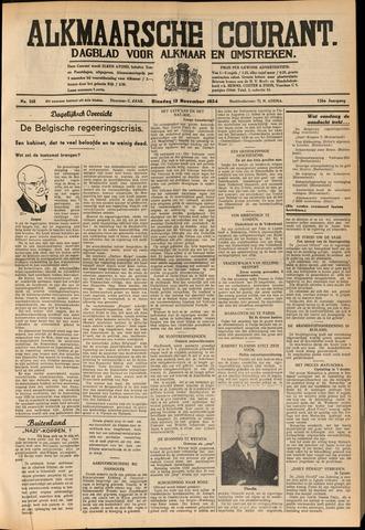 Alkmaarsche Courant 1934-11-13
