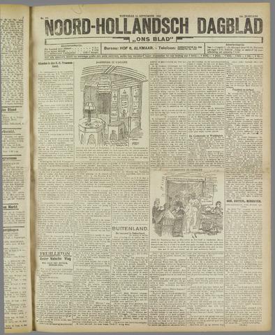 Ons Blad : katholiek nieuwsblad voor N-H 1921-09-14