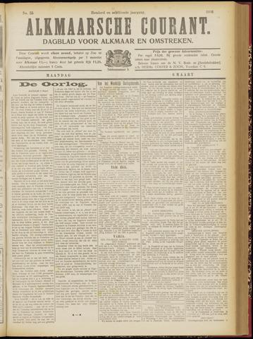 Alkmaarsche Courant 1916-03-06