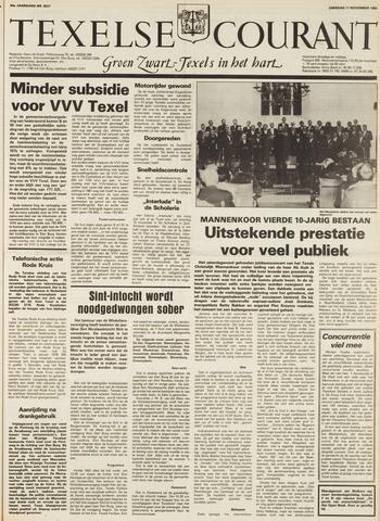 Texelsche Courant 1980-11-11