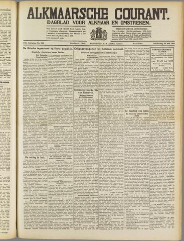 Alkmaarsche Courant 1941-05-29