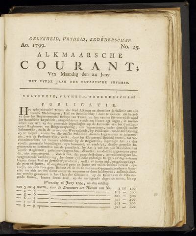 Alkmaarsche Courant 1799-06-24