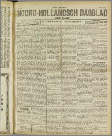 Ons Blad : katholiek nieuwsblad voor N-H 1922-08-26