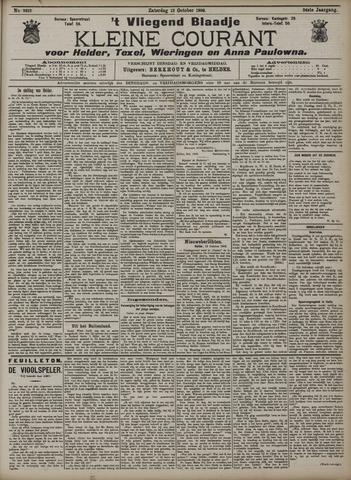 Vliegend blaadje : nieuws- en advertentiebode voor Den Helder 1906-10-13