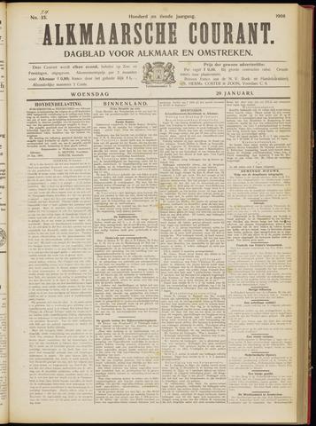 Alkmaarsche Courant 1908-01-29