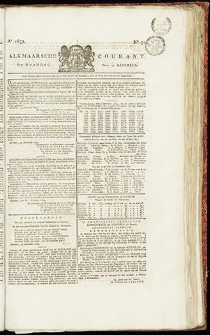 Alkmaarsche Courant 1832-12-17