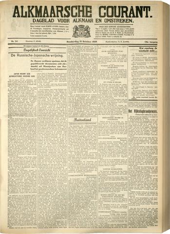 Alkmaarsche Courant 1933-10-12