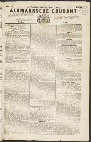 Alkmaarsche Courant 1869-05-09