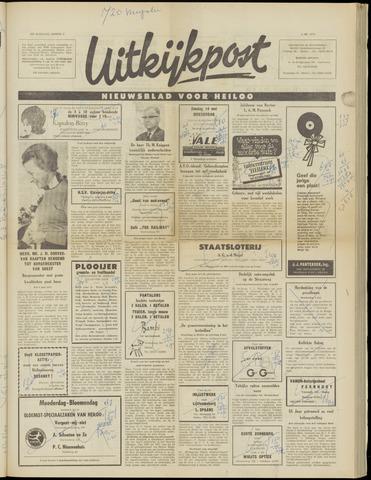 Uitkijkpost : nieuwsblad voor Heiloo e.o. 1972-05-03