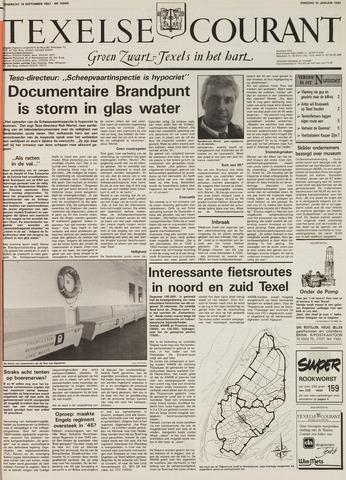 Texelsche Courant 1995-01-10
