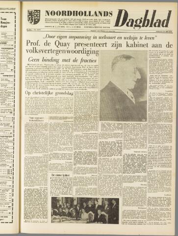 Noordhollands Dagblad : dagblad voor Alkmaar en omgeving 1959-05-26